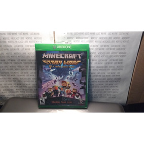 Videojuego Físico Xbox One Minecraft Story Mode 5 Episodios