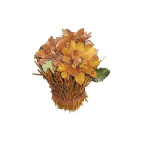 Jarrones Con Flores Secas Plantas Artificiales En Mercado Libre - Jarrones-con-flores-secas