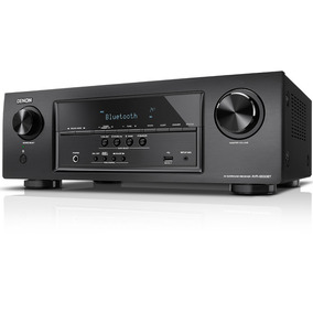 Receiver 5.2 4k Uhd Hdr Bluetooth Full Hd Denon Avr-s530bt