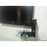 Xbox 360 Slim , Disco Duro Y 4controles , Chip Rgh