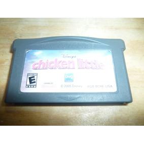 Chicken Little Game Boy Advance Gba