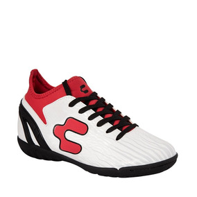 low priced 150bb 63ad5 Tenis Deportivo Futbol charly Color Blanco Sintetico Up796 A