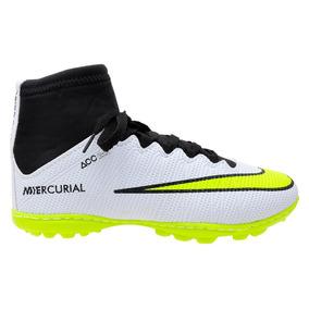 f19f2fb0dd320 Chuteira Nike Mercurial Victory 6 Botinha Masculino Botas ...