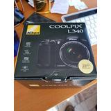 Camara Semiprofesional Nikon L340