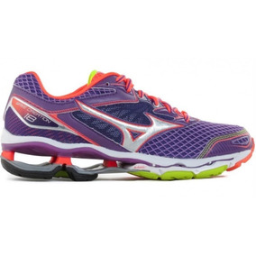 Zapatillas Running Mizuno Wave Creation 18 Mujer - Sporting