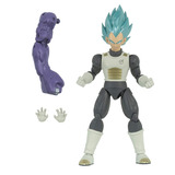 Dragon Ball Super: Dragon Stars Super Saiyan Blue Vegeta