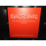 Iron Maiden The Complete Albums Collection 1980-1988 Vinilos
