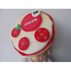 Gorros Vinchas Goma Espuma Pizza (niños adultos) 7681137ebbe2