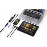 Ik Multimedia Irig Hd Interfaz 24 Bits/96 Khz Gtr-kb-mixer