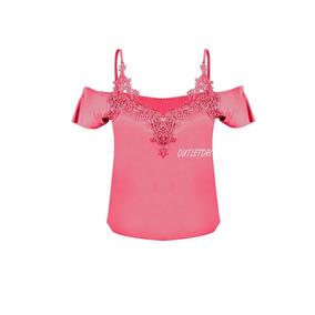 Blusa Feminina Renda Guippir Ciganinha Cigana Plus Size G1