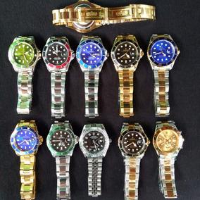 07e7d2d280b Rolex Daytona Fundo Transparente Em Aco Completo - Relógios De Pulso ...