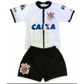 Conjunto Do Corinthians Feminina - Camisetas e Blusas no Mercado ... e9d17cf282360