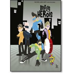 Beatles Heróis De Fabio Freire Matrix - Urbana