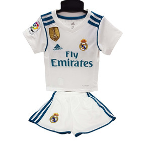 Real Madrid Local Niño 2 A 16 Años Envio Gratis 1677b092d78ee