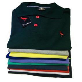 e9145adc25 Kit C 10 Camisas Camisetas Atacado Gola Polo Masculina Frete