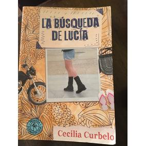 Libro De La Búsqueda De Lucia