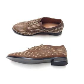 Zapato Taura Dama Con Micro Tachas
