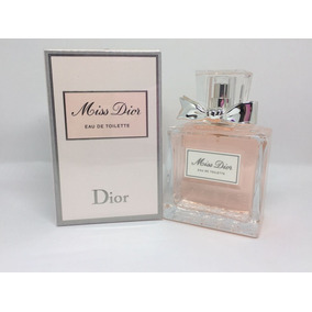 Miss Dior Edt Feminino Eau De Toilette 100 Ml -100% Original