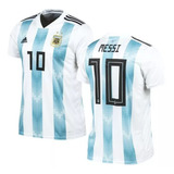 Camiseta adidas Argentina (afa) Messi Rusia 2017 - 2018