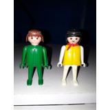 Muñecos Playmobil Año 74