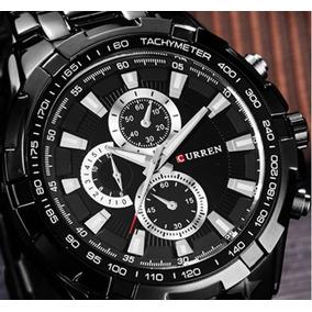 916935e4293 Relogio Amst Masculino Outra Marca - Relógio Curren Masculino no ...