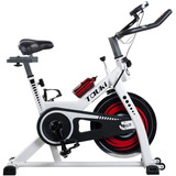 Bicicleta Spinning Max 120kg,disco 13,6kg Envio Gratis