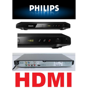 Dvd Player Philips Dvp3680kx/78 Com Hdmi Visor E Karaokê