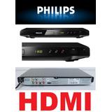 Dvd Player Philips Dvp3680kx/78 Com Hdmi Visor E Karaokê