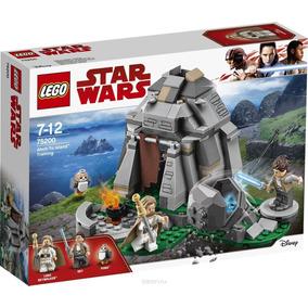Lego Lego Star Wars - Treinamento Na Lha Ahch-to