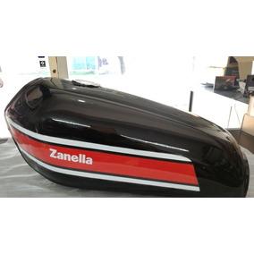 Tanque Nafta Negro Sapucai 125 C Sapucai 125/200 Zanella