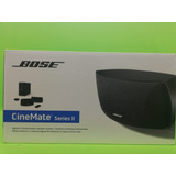 Bose Cinemate Serie Ii Gs Home Theater Speaker System