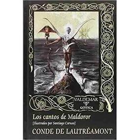 Lautreamont - Obra Completa - Valdemar - Ilustrador Caruso