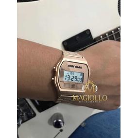 550e7ef5490 Relogio Mormaii Tec 426 De Luxo Feminino - Relógios De Pulso no ...
