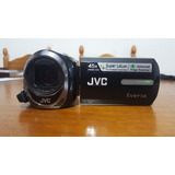 Hermosa Camara Jvc Gz-ms230 Everio Impecable Estado