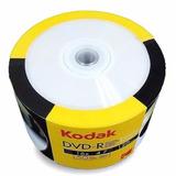 Dvd Kodak -r Imprimible 16x 4.7gb 5 Tortas X Usd 52 Centro M