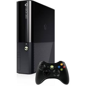Consola Xbox 360 Destrabada + 10 Juegos Oferta Día Del Niño!