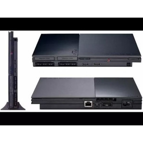 Playstation 2 Slim Desbloqueado 90000(fonte Interna) Se