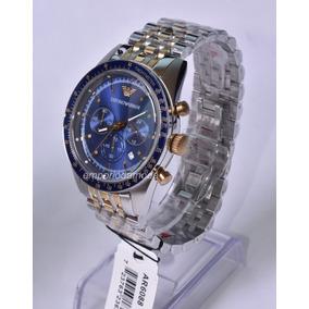 3dfea46d98f Relógio Emporio Armani Ar6088 Original + Caixa + Garantia