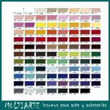 Pintura Decorativa 60ml Artistica Dibu 6 Colores