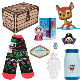 Kit Accesorios Box Disney Snowflake Mountain Funko