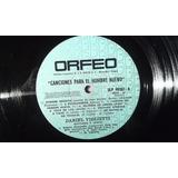 Daniel Viglietti Canciones Para El Hombre Nuevo Disco Lp