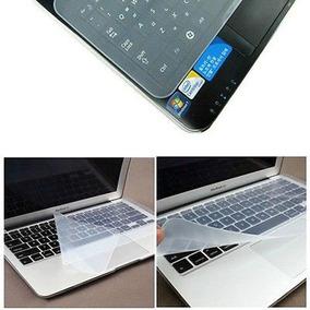 Kit Protector Pantalla Teclado Laptop 14 15 Pulgada Skin 4x1