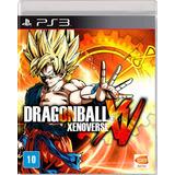 Dragon Ball Xenoverse Xv Ps3 Fisico Original