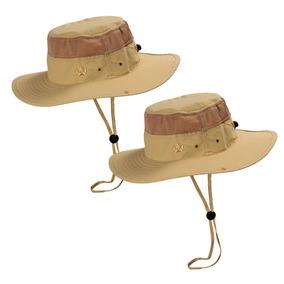 Sun Hats Pack De 2 - Safari Hat Para Hombres, Mujeres Y N