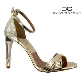 Zapato Dama Calzado Sandalias Tacon Dorothy Gaynor