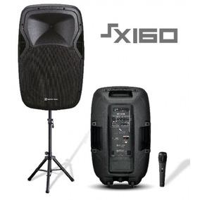 Parlante Potenciado Bluetooth 7000w + Soporte Zonalaptop