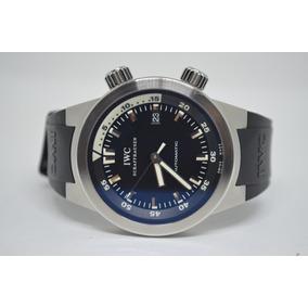 937f79e0892 Espetacular Relogio Iwc Aquatimer 1000m - Relógios De Pulso