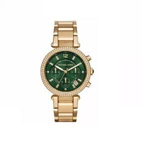 Relogio Michael Kors - Verde - Relógio Masculino no Mercado Livre Brasil 971a655b06