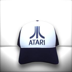 85735435c643b Atari Star Gate - Bonés Masculinos no Mercado Livre Brasil