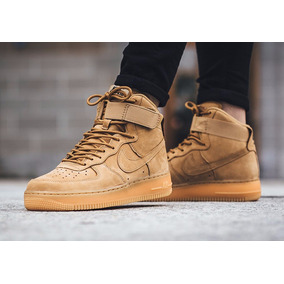 Nike Air Force 1 maron